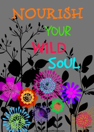 nourish your wild soul