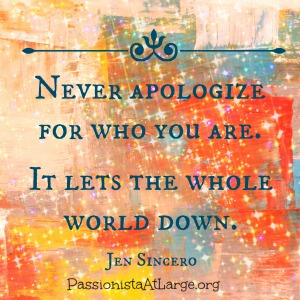 never-apologize
