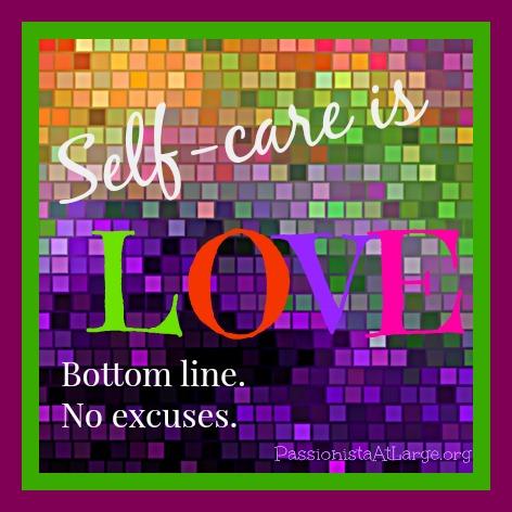 self care is love 2