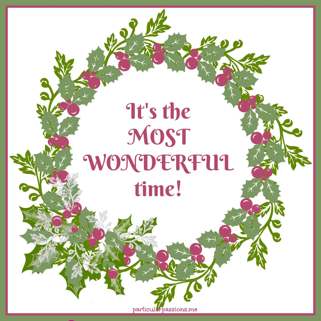wreath the most wonderful time